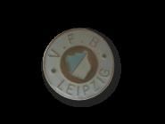 """Historischer Ansteck-PIN """"VfB Leipzig"""""""