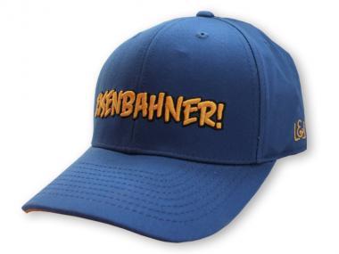 """Basecap """"Eisenbahner"""" blau"""