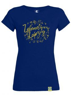 """Damen T-Shirt """"Blumen"""""""