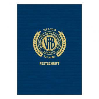 Festschrift 125 Jahre VfB Leipzig