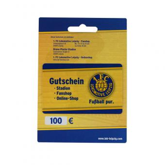 Gutschein 100,00 Euro