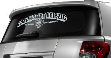 """Auto- und Heckscheibenaufkleber """"Kultclub"""""""