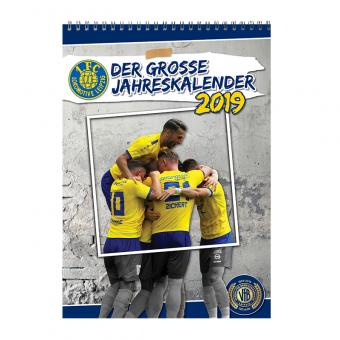 Jahreskalender 2019 DIN A3