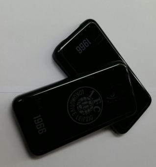"""Handyschale Samsung S5 mini """"Logo und 1966"""""""