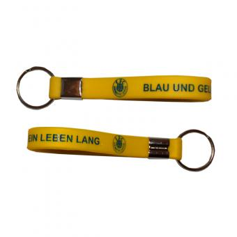 Schlüsselanhänger Silikonband
