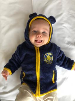 Baby Teddyjacke