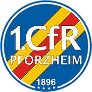Ticket  1. CfR Pforzheim - 1. FC Lok