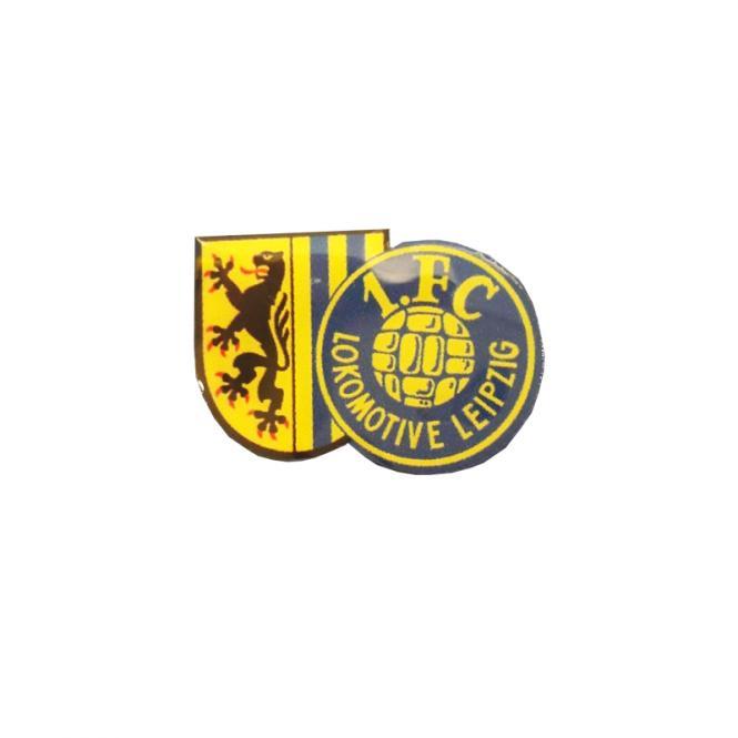 Pin Logo + Stadtwappen