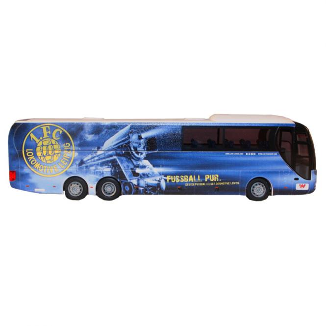 Modell Mannschaftsbus