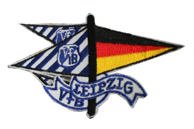 Retro Aufnäher VfB Leipzig