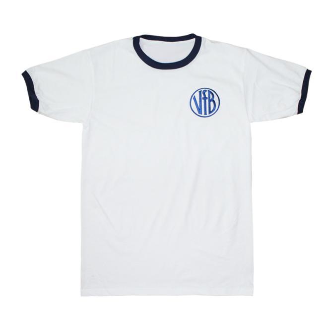 Retroshirt VfB-Logo M