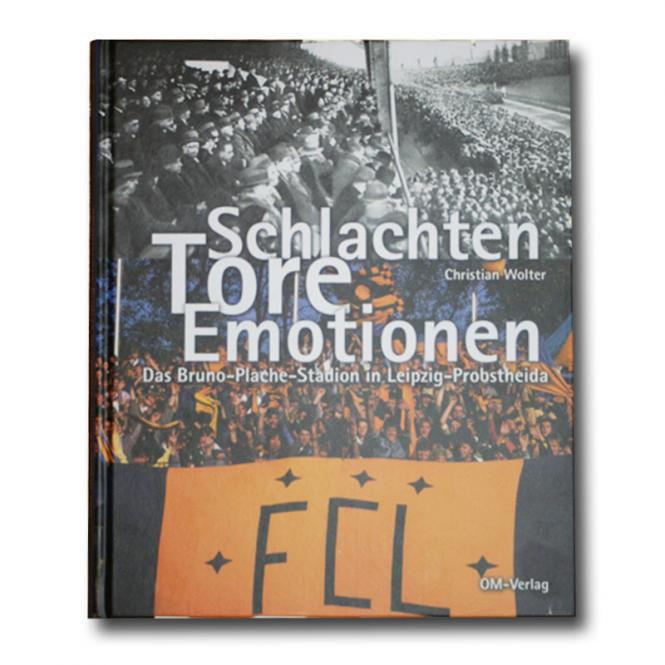 Schlachten - Tore - Emotionen: Das Bruno-Plache-Stadion in Leipzig-Probstheida