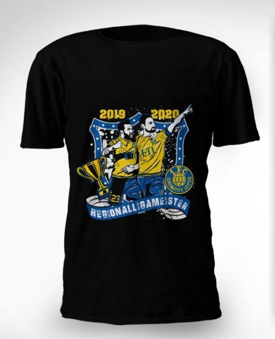 """T-Shirt """"Meisterschaft"""""""