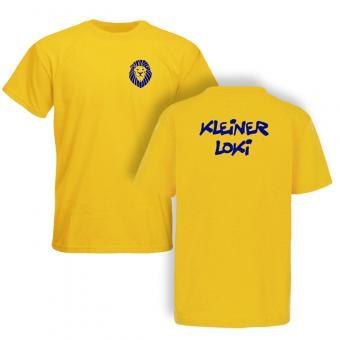 "Kinder T-Shirt ""Kleiner Loki"""