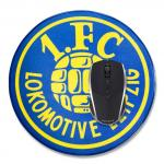 Mousepad mit großem Lok-Logo