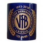 "Tasse ""125 Jahre VfB Leipzig"""