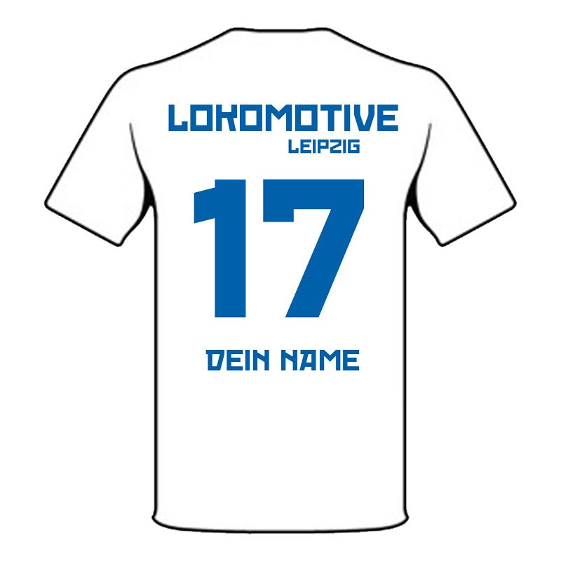 d724e14ce818 Der Lok-Leipzig-Fanshop   Trikot